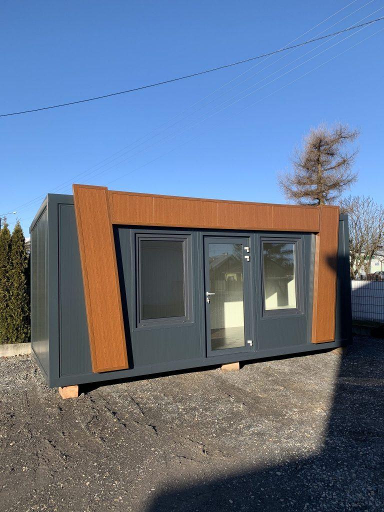 Dlaczego warto mieć przynajmniej jeden nowoczesny kontener mieszkalny?